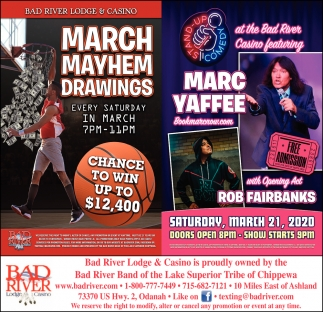 March Mayhem Drawings / Marc Yaffee