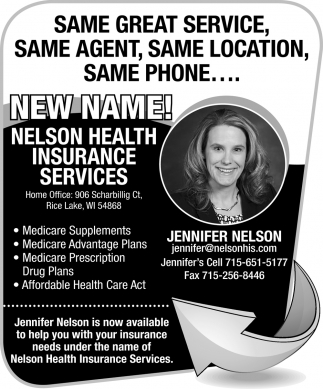 Nelson Health Insurance Services