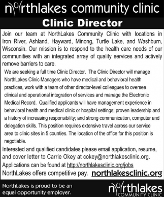 Clinic Director