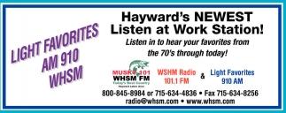 Hayward's Newest Listen at Work Station