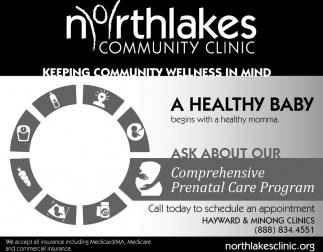 Prenatal Care Program