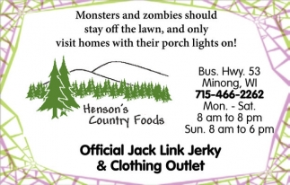 Official Jack Link Jerky and Clothing Outlet