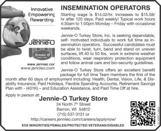 Insemination Operator