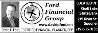 David P. Ford