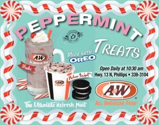 Peppermint Treats
