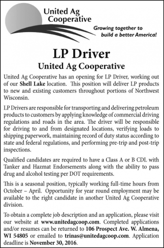 LP Driver