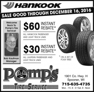 Sale Good Through December 16, 2016