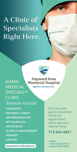 HAMH Medical Specialty Clinic