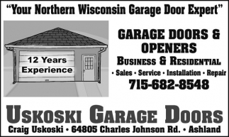 Garage Doors and Openers