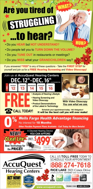0% Wells Fargo Health Advantage financing
