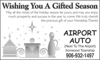 Wishing You A Gifted Season