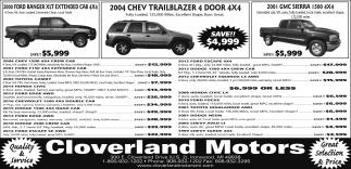 Ford, Chev, GMC