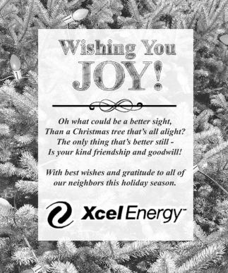 Wishing You JOY!